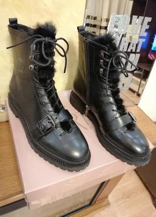 Ботинки franco sarto