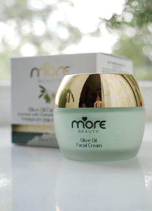 Крем для обличчя для нормальної та сухої шкіри more-beauty