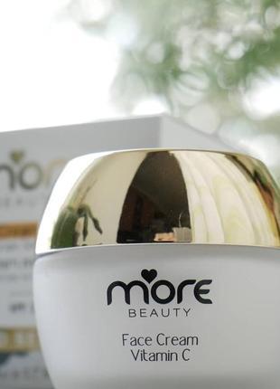 Зволожуючий крем жля обличчя more-beauty