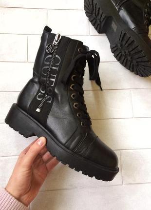 Ботинки guess wala ankle boots оригинал, сапоги, черевики