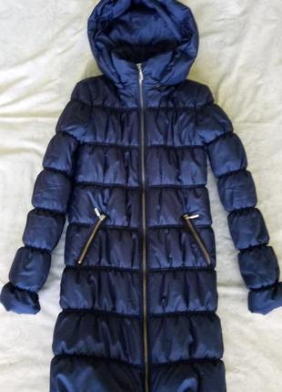 Зимнее пальто-пуховик для беременных dianora xs