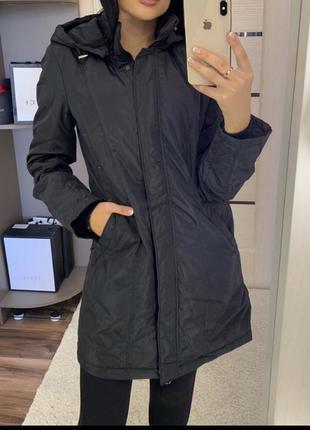 Стильная утеплённая женская куртка батал { 3 цвета}