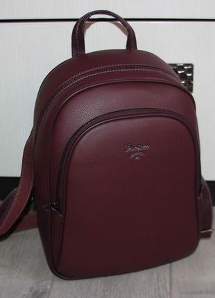 Стильный, качественный рюкзак david jones. новинка