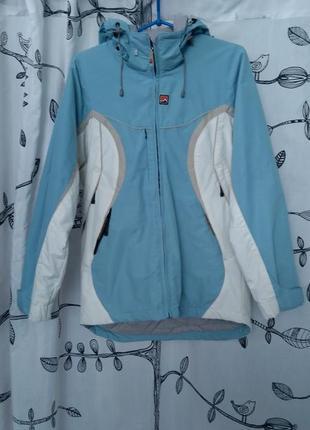 Лижна  термо куртка непродуваємі і непромокаєма