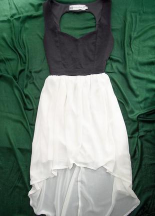 Платье  hearts&bows!с вырезом на спине