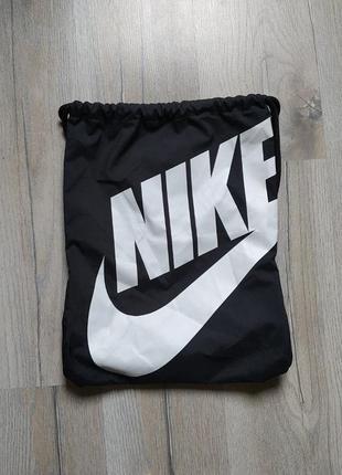 Спортивная сумка nike heritage gymsack!