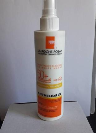 La roche-posay anthelios xl spray spf 50+ спрей для лица.