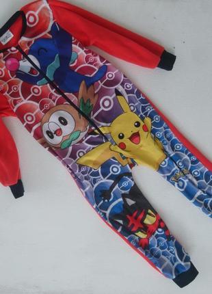 🐼 пижама флис