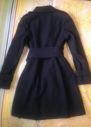 Пальто шерсть 70%
