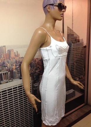 Платье летнее на бретелях, a.m.n.,  размер s