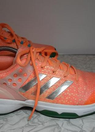 Кроссовки adidas (адидас) adizero ubersonic 2, 40р,стелька25,5см, отличное состояние