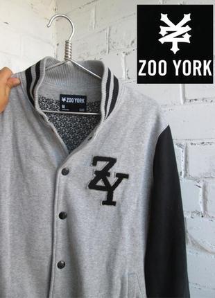 Zoo york - оригінальна куртка двостороння в дуже гарному стані, весна-осінь