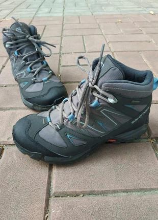 Ботинки salomon р.38