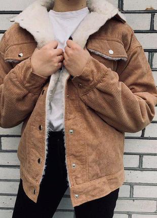 Теплі курточки