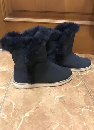 Угги сапоги ботинки zara