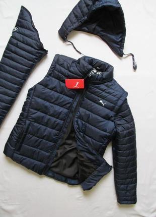 Жилетка курточка трансформер желетка осенняя курточка