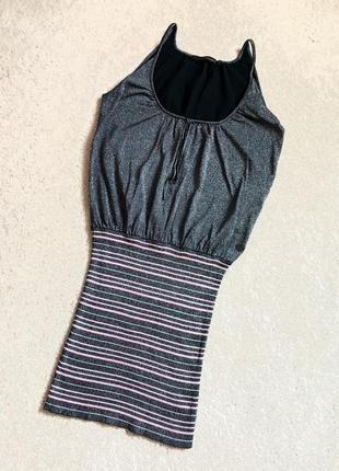 Короткое платье-туника calvin klein.