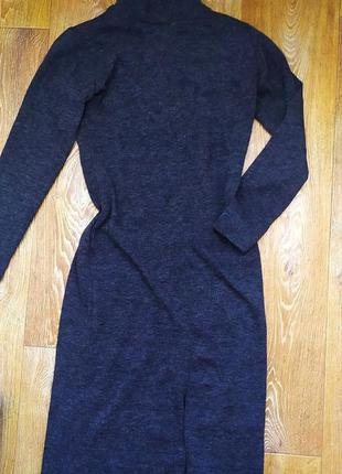 Платье миди на осень/зиму