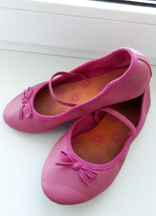 Милые туфельки балетки