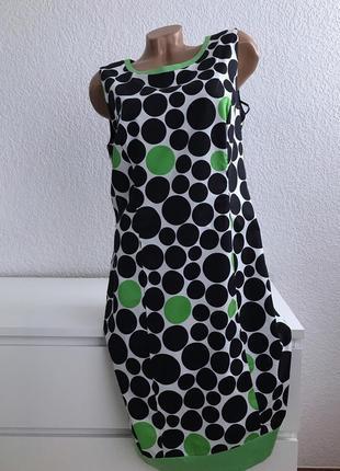 Платье в горохи gerry weber