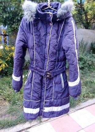 Легкая но очень теплая куртка