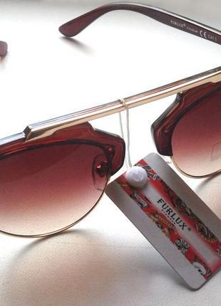 """Солнцезащитные очки furlux """"so real"""""""