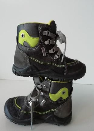 Термо-ботинки для мальчика