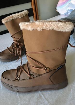 Последняя пара 24.5 см, женские зимние ботинки, германия.