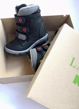 Фирменные ботинки lasocki. 20 размер