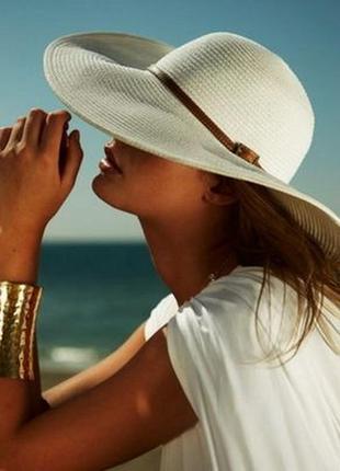 Летняя шляпа с широкими полями  anabel arto