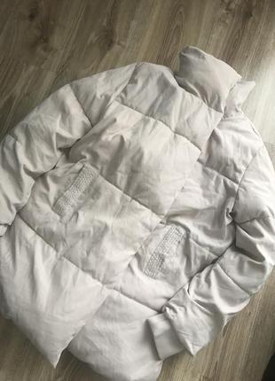 Куртка бойфренд  1+1=3