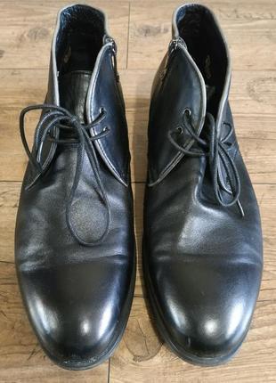 Деми ботинки respect