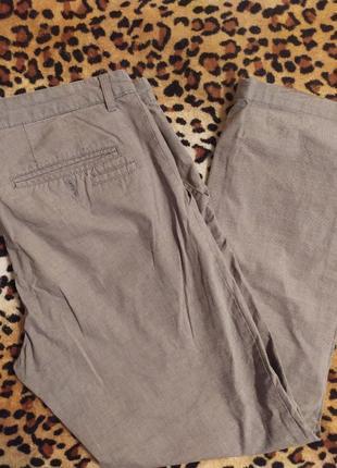 Стильные мужские брюки o'stin