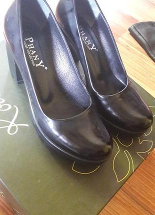 Кожание туфли