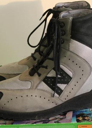 Ортопедические ботинки на широкую стопу 42 разм