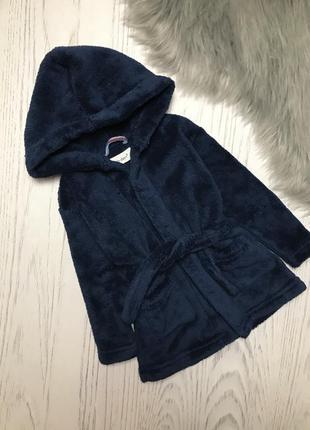 Махровый халатик для малыша