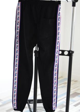 ⚡новые утепленные спортивные штаны fila ⚡