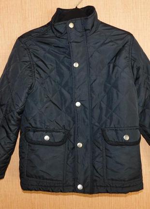 Куртка демисезонная cubus as на 7-8 лет, рост 128 см