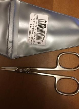 Маникюрные ножницы фирмы premax, линия omnia, италия