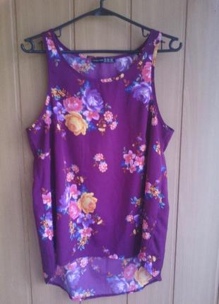 Блуза цвета марсала atmosphere