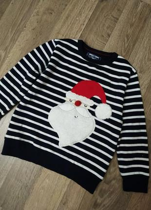Новогодний свитерок,крфта 4-5лет