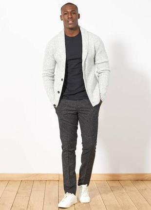 Брендовые мужские брюки от kiabi, eur xxs оригинал франция европа