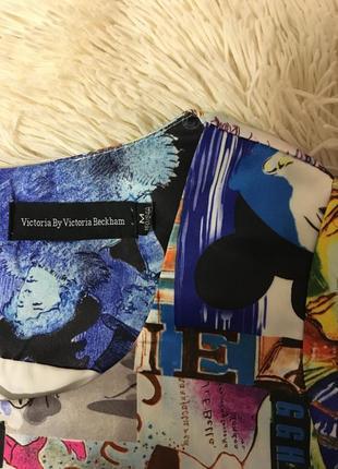Стильное платье  victoria by victoria beckham1 фото