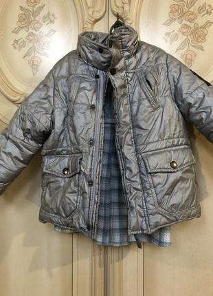Куртка для мальчиков мехх