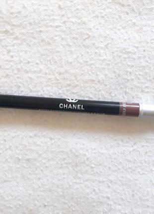 Chanel шанель карандаш light coffee 2 в 1