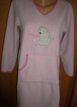 Платье, халат мягусенький, ночная сорочка, closer