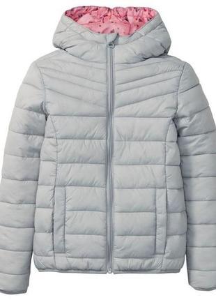 Демисезонна куртка на девочек, германия.