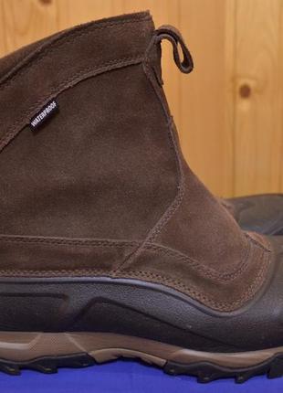 Мужские термо ботинки the north face waterproof