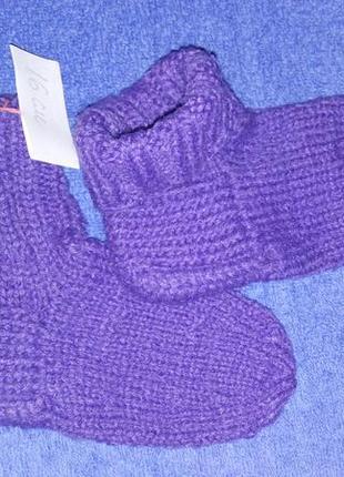 Носки детские тёплые шерстяные