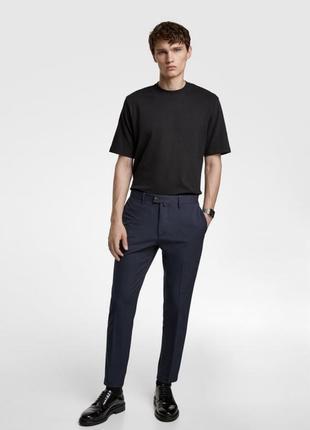 Прямые брюки zara